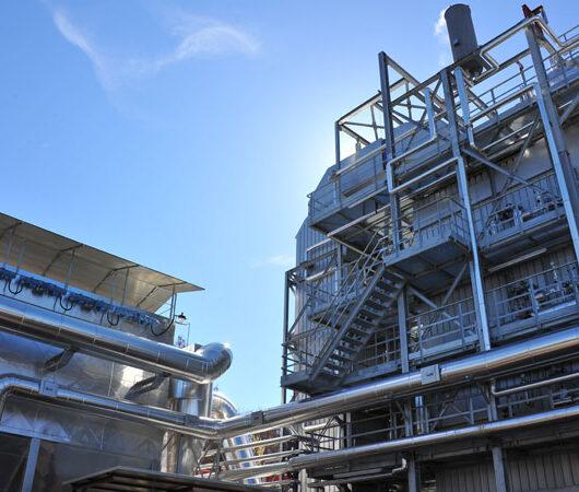 Centrale A Biomassa Colvedere